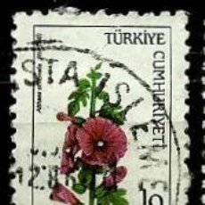 Sellos: TURQUIA 1984- YV 2440. Lote 138985929