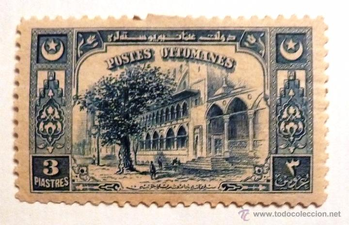 SELLOS TURQUIA 1920. NUEVO CON CHARNELA. (Sellos - Extranjero - Europa - Turquía)