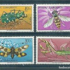 Sellos: TURQUIA Nº 2584/7 (MICHEL) AÑO 1981.. Lote 75732355