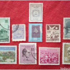 Selos: LOTE 10 SELLOS DE TURQUÍA N57. Lote 91564963