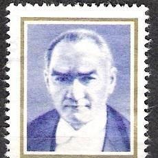 Sellos: TURQUIA 1992 - USADO. Lote 98617703