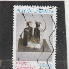 Sellos: TURQUIA 1999 - MICHEL NRO. 3189 - USADO. Lote 113964303