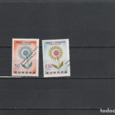 Sellos: TURQUIA Nº 1697 AL 1698 (**). Lote 126521739