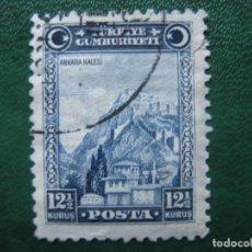 Sellos: TURQUIA, 1929 YVERT 748. Lote 162096874
