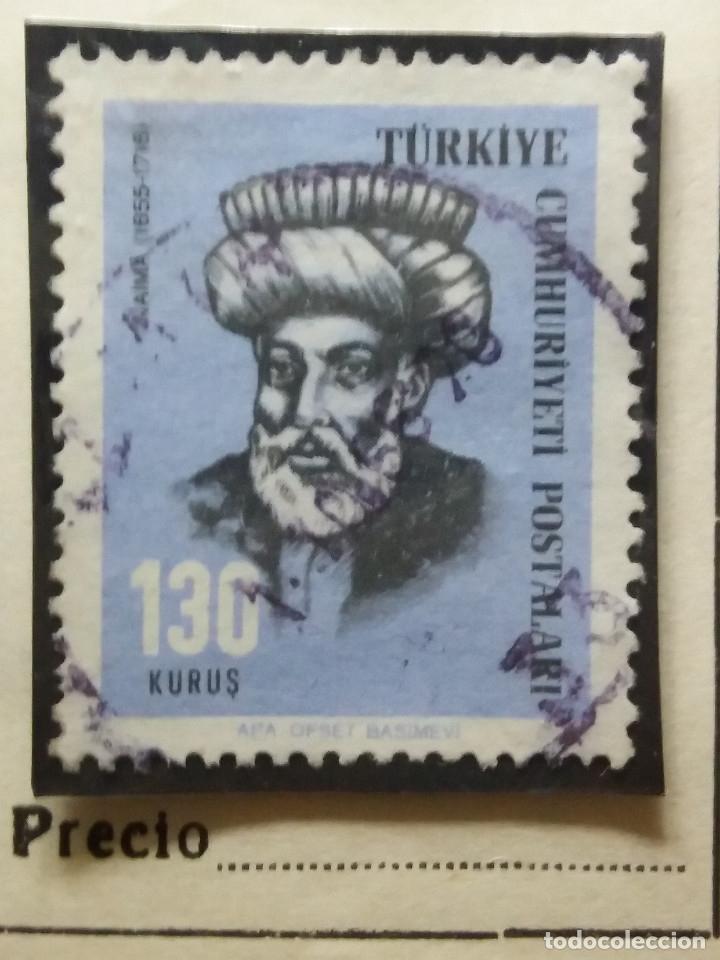 TURQUIA, 105 KURUS, AÑO 1955, SIN USAR (Sellos - Extranjero - Europa - Turquía)