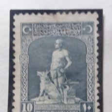 Sellos: TURQUIA, 10 PARA, AÑO 1929, SIN USAR. Lote 176209935