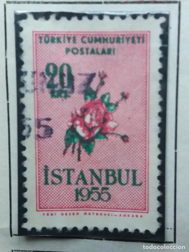 TURQUIA, 20 KURUS, STANBUL, AÑO 1955, SIN USAR (Sellos - Extranjero - Europa - Turquía)