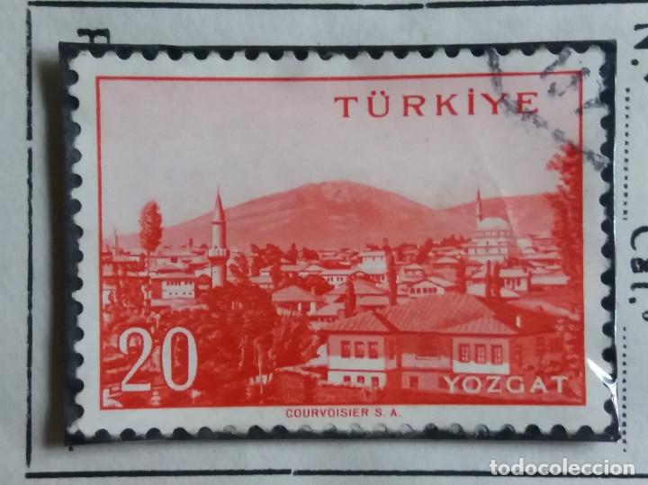 TURQUIA, 20 KURUS, AÑO 1945, SIN USAR (Sellos - Extranjero - Europa - Turquía)