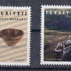 Sellos: TURQUIA 2019 MUSEO BAKSI (BAYBURT). Lote 180496670