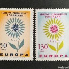 Sellos: PORTUGAL, EUROPA CEPT 1964 MNH,(FOTOGRAFÍA REAL). Lote 204111090