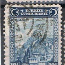 Timbres: TURQUIA // YVERT 748 // 1929 ... USADO. Lote 209769475
