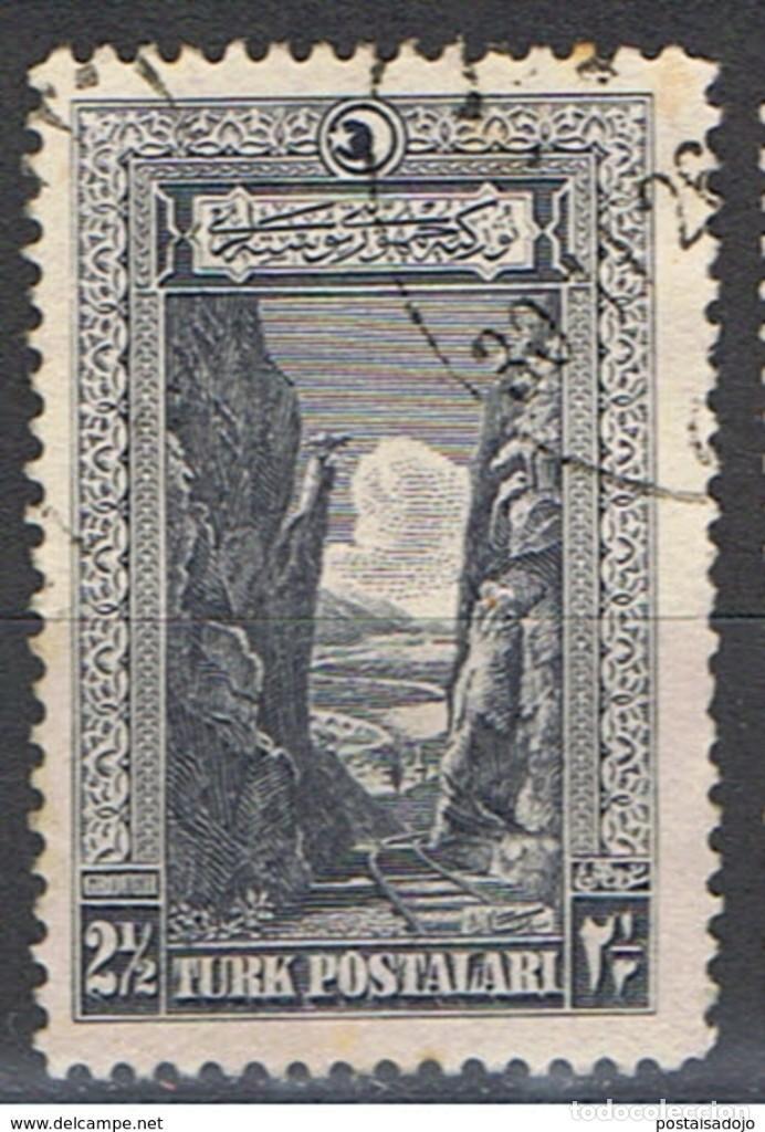 TURQUIA // YVERT 699 // 1926 ... USADO (Sellos - Extranjero - Europa - Turquía)