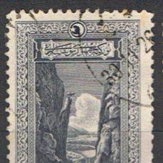 Selos: TURQUIA // YVERT 699 // 1926 ... USADO. Lote 209769646