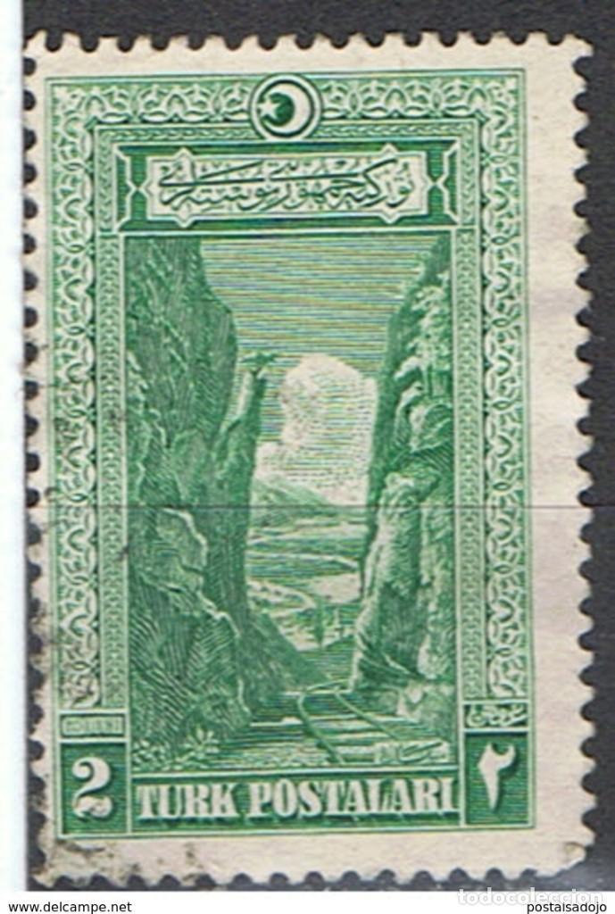 TURQUIA // YVERT 698 // 1926 ... USADO (Sellos - Extranjero - Europa - Turquía)