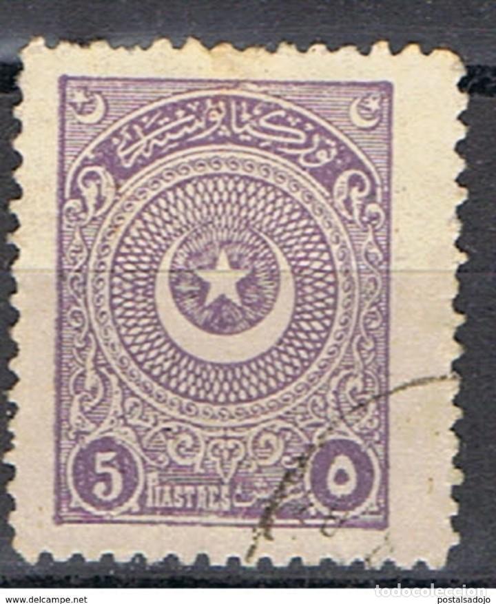 TURQUIA // YVERT 676 // 1923-25 ... USADO (Sellos - Extranjero - Europa - Turquía)