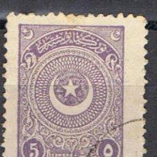 Selos: TURQUIA // YVERT 676 // 1923-25 ... USADO. Lote 209770165