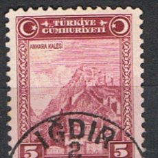 Timbres: TURQUIA // YVERT 758 // 1930 ... USADO. Lote 209770245