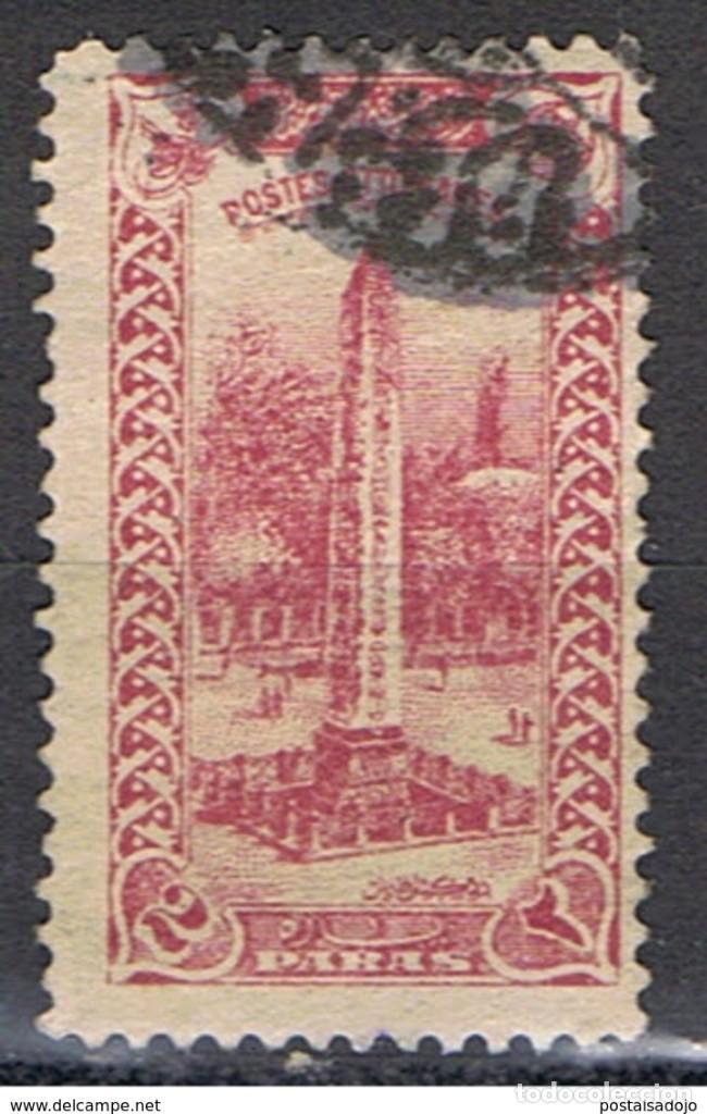 TURQUIA // YVERT 177 // 1914 ... USADO (Sellos - Extranjero - Europa - Turquía)