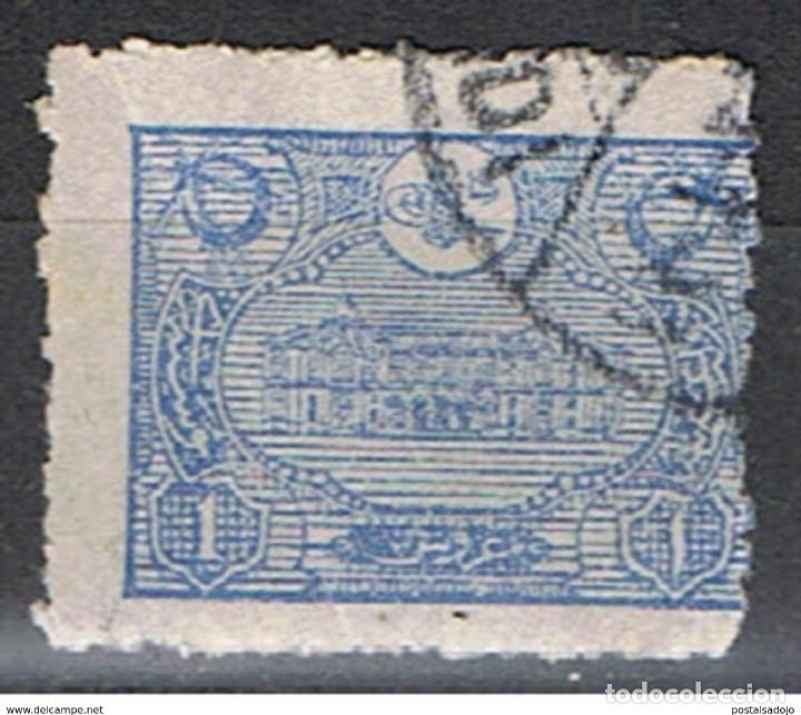 TURQUIA // YVERT 164 // 1913 ... USADO (Sellos - Extranjero - Europa - Turquía)