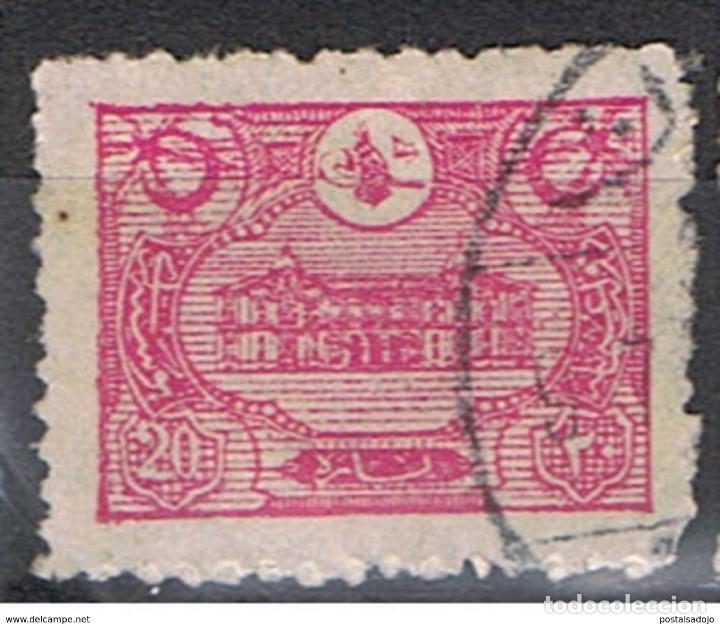 TURQUIA // YVERT 163 // 1913 ... USADO (Sellos - Extranjero - Europa - Turquía)