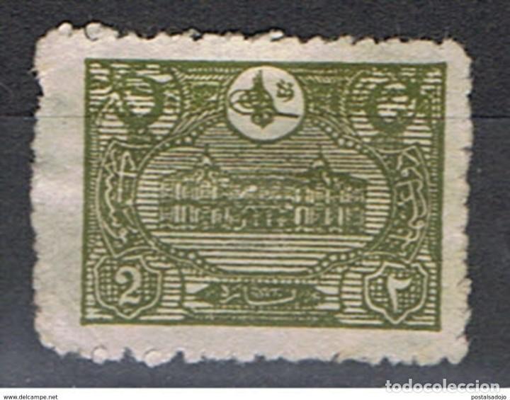 TURQUIA // YVERT 160 // 1913 ... USADO (Sellos - Extranjero - Europa - Turquía)