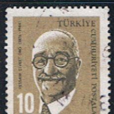 Sellos: TURQUIA // YVERT 1681 // 1964 ... USADO. Lote 217837571