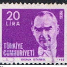 Sellos: TURQUIA // YVERT 2303 // 1980 ... USADO. Lote 218413212