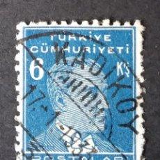 Sellos: 1931 TURQUÍA ATATURK. Lote 221974733