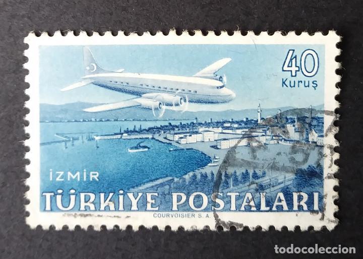 1949 TURQUÍA CORREO AÉREO (Sellos - Extranjero - Europa - Turquía)