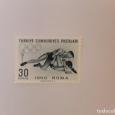 Timbres: TURQUIA SELLO NUEVO. Lote 230829430