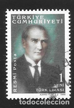 TUIRQUÍA (Sellos - Extranjero - Europa - Turquía)