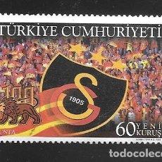 Selos: TUIRQUÍA. Lote 235240770