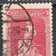 Timbres: TURQUIA // YVERT 697 // 1926 ... USADO. Lote 243627410