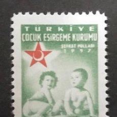 Sellos: TURQUIA. Lote 244615375