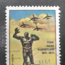 Timbres: TURQUIA, 1971.. Lote 247541425