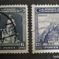 Timbres: TURQUIA,. Lote 247626190