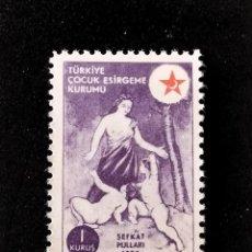 Selos: SELLO TURKIA ** - L 8. Lote 287890898
