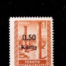Selos: SELLO TURKIA ** - L 9. Lote 287892178