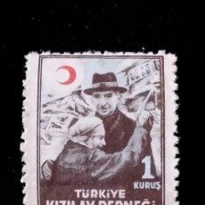 Selos: SELLO TURKIA ** - L 9. Lote 287892298