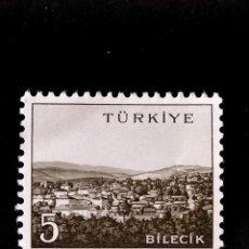 Selos: SELLO TURKIA ** - L 9. Lote 287893298