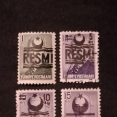 Selos: SELLOS TURQUÍA - L 11. Lote 288113633