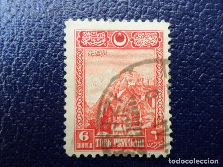 TURQUIA, 1926, CIUDADELA DE ANKARA, YVERT 702 (Sellos - Extranjero - Europa - Turquía)