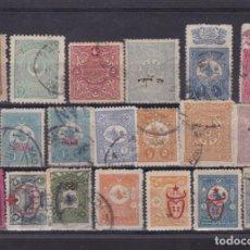Sellos: FC3-58- TURQUIA . IMPERIO OTOMANO. LOTE SELLOS ANTIGUOS. Lote 294061188