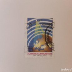 Sellos: AÑO 1994 TURQUIA SELLO USADO. Lote 294155533