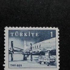 Sellos: SELLO DE TURKIA - BOL 41 - 2. Lote 296056088