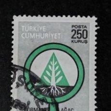 Sellos: SELLOS DE TURKIA - BOL 43 -1. Lote 296749523