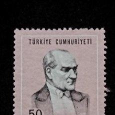 Sellos: SELLOS DE TURKIA - BOL 43 -2. Lote 296749708