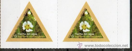 24 URUGUAY-2009-MINT-PH -FLORES DEL URUGUAY (Sellos - Extranjero - América - Uruguay)