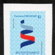 Sellos: 63 URUGUAY 2011 SELLO DEL BICENTENARIO. Lote 24696305