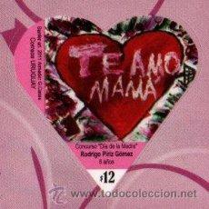 Sellos: 102 URUGUAY 2011- DÍA DE LA MADRE. Lote 26852376